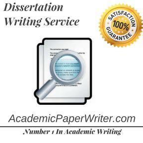 Dissertation proposal writing service